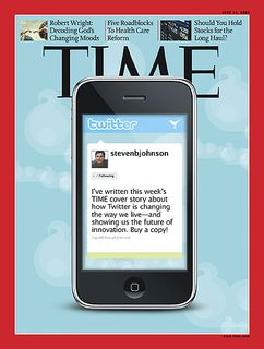 Twitter Time Cover