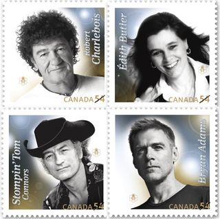2009_Recording_Artists_Stamp