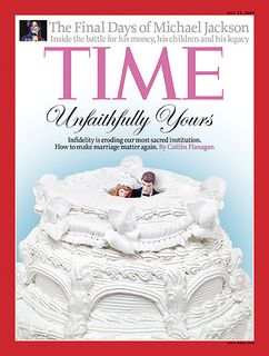 Time Cover - Marriage